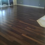 engineered walnut floor