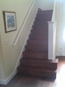 Hardwood Floors Inc Oviedo stairs n