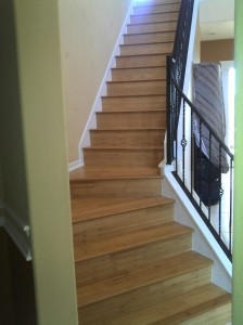 Hardwood Floors Inc Oviedo stairs l