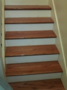 Hardwood Floors Inc Oviedo stairs p