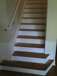 Hardwood Floors Inc Oviedo stairs i