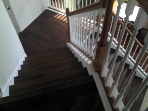 Hardwood Floors Inc Oviedo stairs f