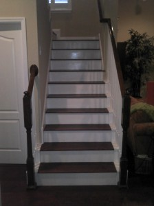 Hardwood Floors Inc Oviedo stairs e