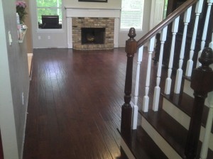 Hardwood Floors Inc Oviedo stairs d