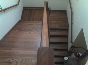 Hardwood Floors Inc Oviedo stairs c
