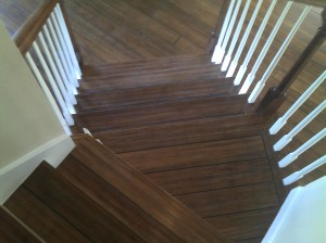 Hardwood Floors Inc Oviedo stairs b