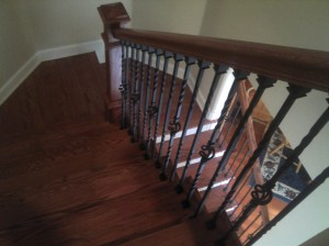 Hardwood Floors Inc Oviedo stairs 9