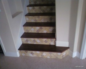 Hardwood Floors Inc Oviedo stairs o