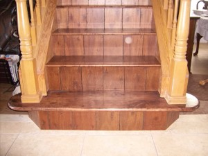 Hardwood Floors Inc Oviedo stairs 5