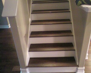 Hardwood Floors Inc Oviedo stairs 2