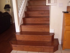 Hardwood Floors Inc Oviedo stairs 1